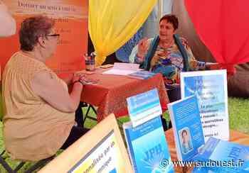 Oloron Sainte-Marie : Le salon du bio et du bien-être rencontre son public - Sud Ouest