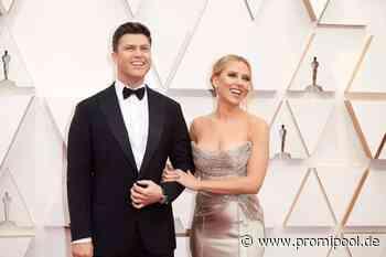 Scarlett Johansson: Das ist ihr Mann Colin Jost - PROMIPOOL