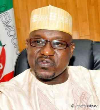 Gulak: We've Lost A Great Pillar, Adamawa APC Reacts - LEADERSHIP NEWS
