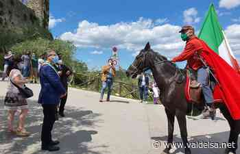 Il comune di Monteriggioni accoglie la tappa di ''a Cavallo per l'Italia'' - Valdelsa.net