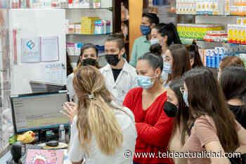 Eliben y la Farmacia de La Herradura forman a alumnas del IES de Las Remudas - TeldeActualidad.com