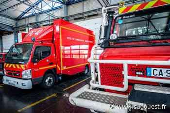 Saint-Perdon : deux mineurs interpellés après l'incendie de deux voitures - Sud Ouest