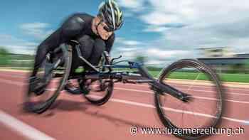 Behindertensport - Erfolgsgeschichte mit vielen Kapiteln: Beat Bösch greift nochmals an - Luzerner Zeitung