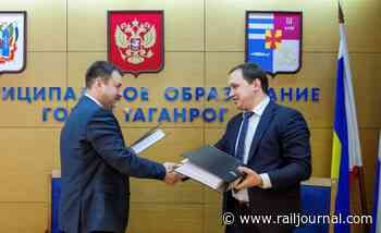Taganrog signs Russia's first tram modernisation concession - International Railway Journal