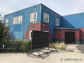 Health authority closing Yellowknife's temporary day shelter - Cabin Radio