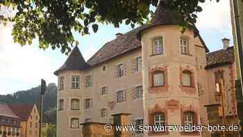 Wasserschloss Sulz-Glatt - Kultur- und Museumszentrum lockt jährlich rund 20.000 Besucher - Schwarzwälder Bote