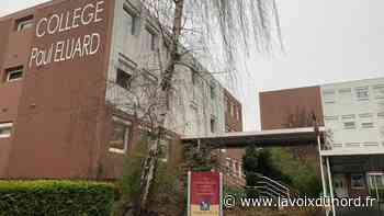 À Roncq, le collège Éluard réclame toujours une sixième de plus - La Voix du Nord