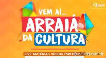 Vem aí o Arraiá da Cultura – Casimiro de Abreu - Defesa - Agência de Notícias
