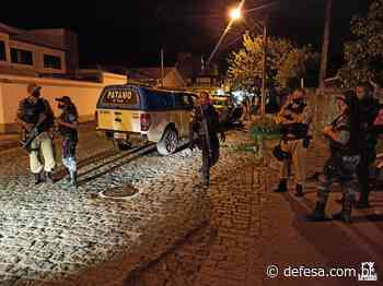 Secretaria de Ordem Pública realiza operação em Casimiro de Abreu – Casimiro de Abreu - Defesa - Agência de Notícias