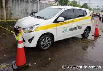 Frustran asalto a vehículo que transportaba $10 mil del municipio de Dolega - Crítica