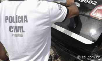 Suspeito de matar professor de Abelardo Luz é preso em Curitiba - RBJ
