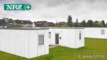 Asylunterkunft in Voerde: Vorbehalte gegenüber Verlängerung - NRZ