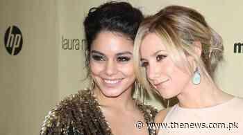 Vanessa Hudgens has heartwarming meeting with Ashley Tisdales daughter Jupiter - The News International