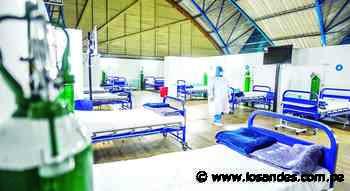 Arequipa: En Cerro Juli amplían capacidad hospitalaria para pacientes Covid - Los Andes Perú