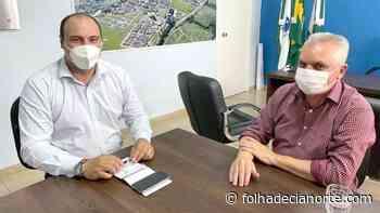 Em Tapejara, Ricardo Maia discute projetos do governo estadual - Folha De Cianorte