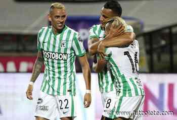 Extenderá su vínculo laboral con Atlético Nacional y se uniría a Independiente Santa Fe - Futbolete