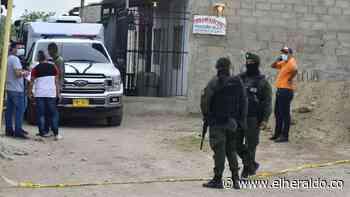 La señal que delató a los sicarios de 'los Costeños' en Malambo - EL HERALDO