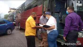 Abuelo cuenta su experiencia al vacunarse en Cumaná - El Pitazo