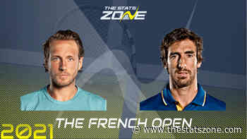 2021 French Open First Round – Lucas Pouille vs Pablo Cuevas Preview & Prediction - The Stats Zone