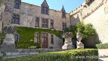 Gard : le château d'Aramon et le château Le Plaisir ouvrent leurs jardins - Midi Libre