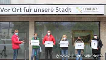 Neues Stadtbüro: Name für ehemaliges Ladenlokal Schulte-Nübold gesucht - sauerlandkurier.de