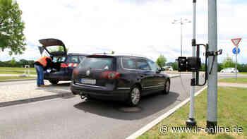 B 169-Ausbau bei A 13: Vorbereitung auf Verkehrszählung bei Lauchhammer - Lausitzer Rundschau