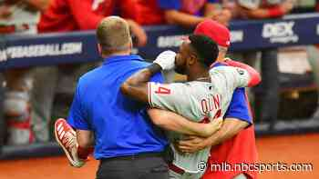 Phillies OF Quinn goes on 60-day IL with Achilles injury