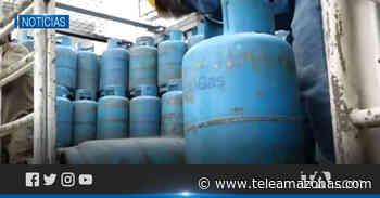 Gas ecuatoriano se comercializa por 20 dólares en Ipiales - Teleamazonas