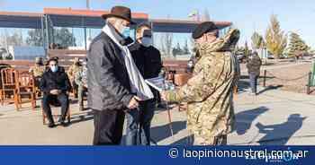 El Municipio de Comodoro Rivadavia acompañó al Ejército en su 211° aniversario - La Opinión Austral