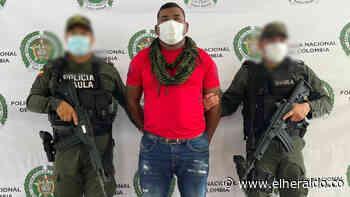 Capturado presunto extorsionista en Sahagún, Córdoba - EL HERALDO