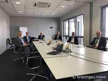 Bilanzpressegespräch der Volksbank Bruchsal-Bretten: Volksbanken Bruchsal-Bretten und Stutensee-Weingarten ha - kraichgau.news