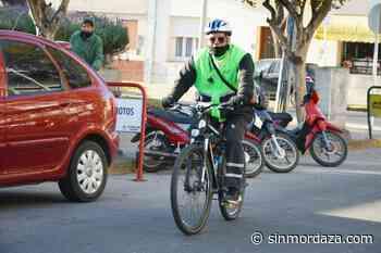Inspectores en bicicleta recorrerán la ciudad de Venado Tuerto - Sin Mordaza