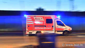 Birkenau: Illegales Rennen: Raser baut Crash mit drei Autos - BILD