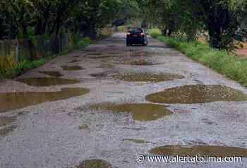 ¡Por fin! Vía Palobayo Ambalema será una realidad - Alerta Tolima