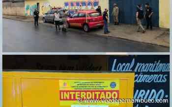 """""""Operação Luz vermelha"""" foi deflagrada em Carpina e Jaboatão dos Guararapes - Voz de Pernambuco"""
