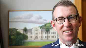 The headline-grabbing headmaster in charge of Auckland's Mount Albert Grammar School - New Zealand Herald