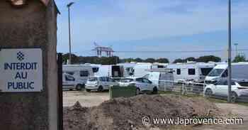 Les Pennes-Mirabeau : nouvelle intrusion illégale de caravanes - La Provence