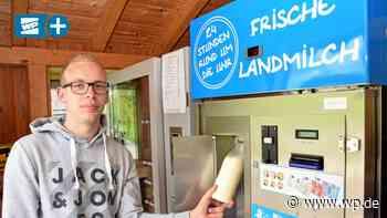 Drolshagen: Milchtankstelle in Gelslingen rund um die Uhr - WP News