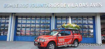 "Maria vai percorrer Vila das Aves à ""boleia"" dos bombeiros - Santo Tirso TV - Santo Tirso TV"