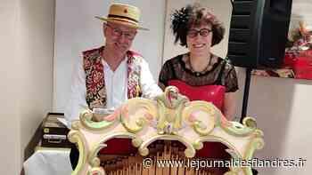 À Bergues, Jeanne-Marie et Dirk offrent de la joie de vivre en musique - Le Journal des Flandres