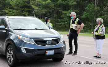 Petawawa Mega RIDE checks 1,250 vehicles with no impaired driving infractions - Belleville Intelligencer