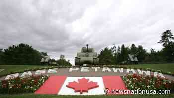 Petawawa military base in Ontario hit with COVID outbreak | CBC News - News Nation USA