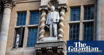 Oxford Rhodes statue should be turned to face wall, says Antony Gormley - The Guardian