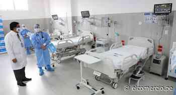 COVID-19: hospital II Ramón Castilla de Essalud contará con 10 camas UCI - El Comercio Perú