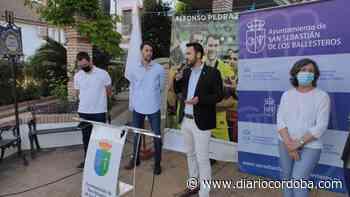 Caluroso recibimiento a Alfonso Pedraza en San Sebastián de los Ballesteros - Diario Córdoba
