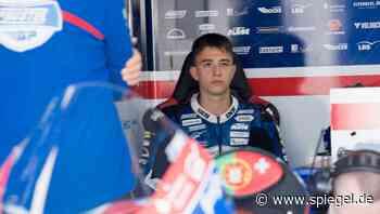 Moto3-Pilot Jason Dupasquier nach Unfall im Qualifying von Mugello gestorben