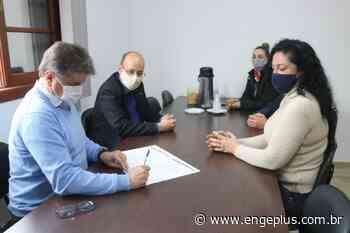 Restauração do pórtico de Orleans será realizado pelo Unibave - Engeplus