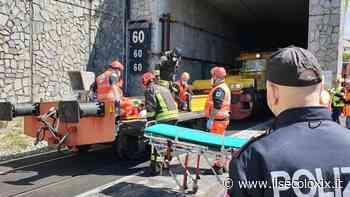 Simulazione di incidente ferroviario a Genova Voltri - Il Secolo XIX