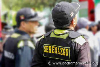 Barrios Laykakota y Ricardo Palma piden mayor vigilancia de serenazgo municipal - Pachamama radio 850 AM