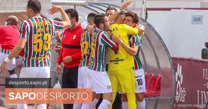Estrela da Amadora vence União de Leiria e sobe à II Liga - SAPO Desporto